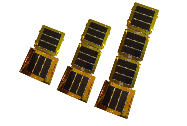 1U Deployable Solar Panels DSA/1A on satsearch
