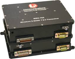 MSX-765 L-/S-Band T&C transceiver on satsearch