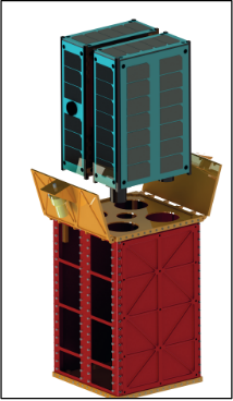 GAUSS Srl satellite structure products on satsearch