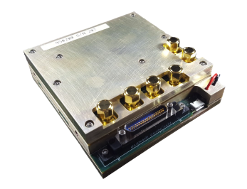 S2DR 1000 Dual-Transceiver Space SDR on satsearch