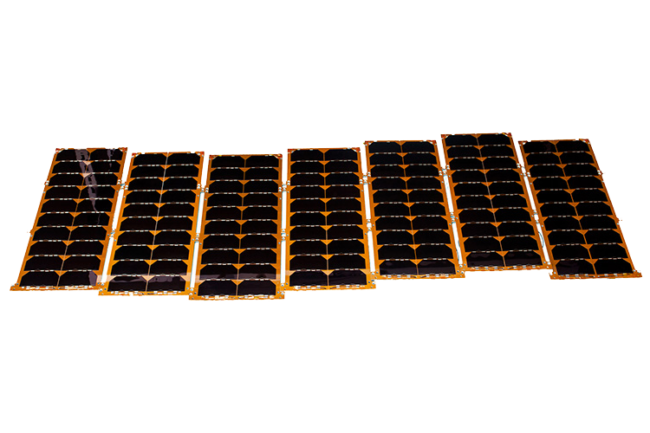 isis custom solar panels on satsearch