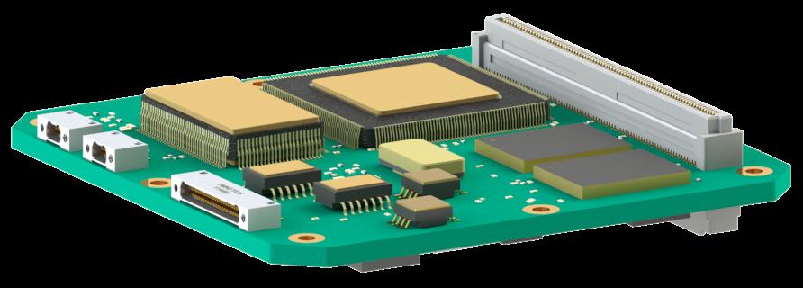Ibeos Radiation Hardened Single Board Computer on satsearch