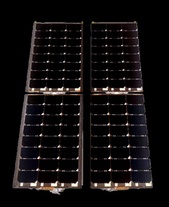 Blue Canyon Technologies 6U/12U Solar Panel on satsearch