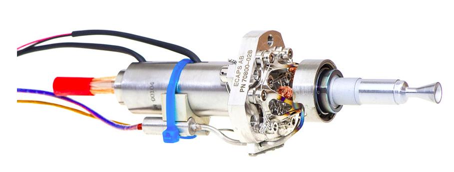 ECAPS thruster portfolio on satsearch