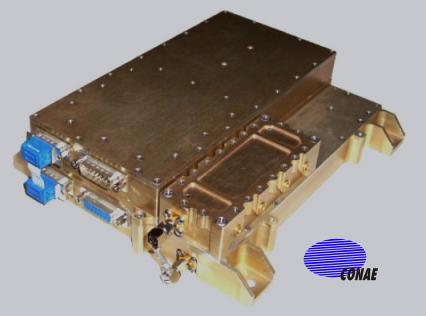 S band transmitter cfstx03 on satsearch